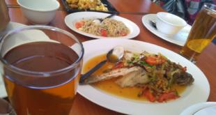 Menu Makanan Aroma Laut